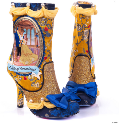 Irregular Choice Beauty and the Beast A Tale Of Enchantment