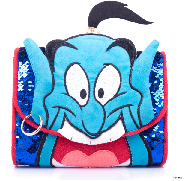 Irregular Choice Aladdin At Your Service Bag