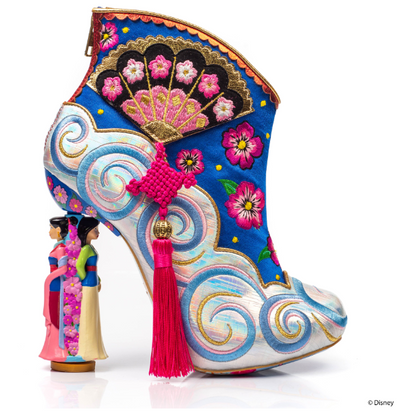 Irregular Choice Mulan Be True To Who You Are