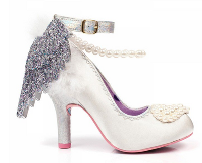 Irregular Choice Eros White