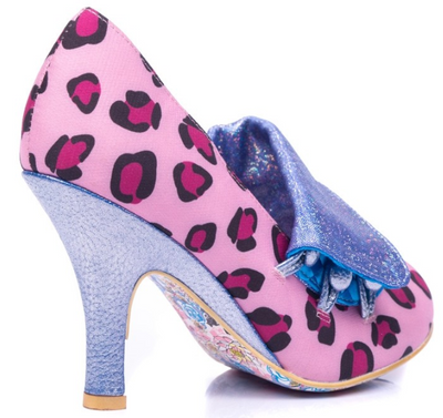 Irregular Choice Flick Flack Pink