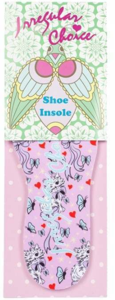 Irregular Choice Insole Kitten