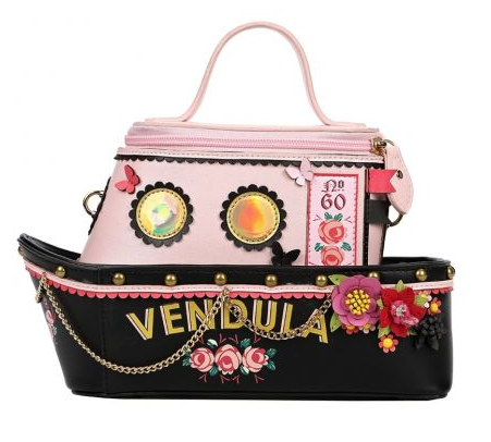 Vendula Love Boat Grab Bag Pink