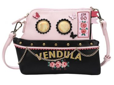 Vendula Love Boat Pouch Bag Pink