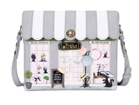 Vendula Milliner Box Bag