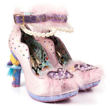 Irregular Choice Muppets All About Moi Pink