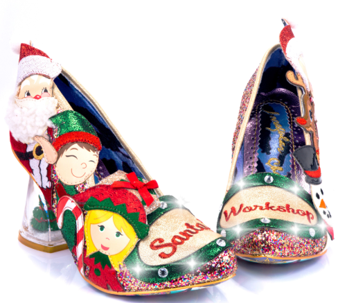 Irregular Choice Santas Helper