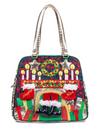 Irregular Choice Santas Stuck Bag
