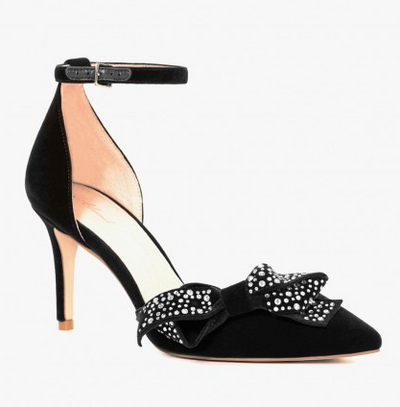 Alannah Hill Shine For Me Heels Black