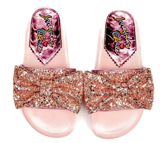 Irregular Choice Spangled Pink