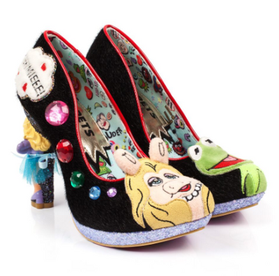 Irregular Choice Muppets Supercouple