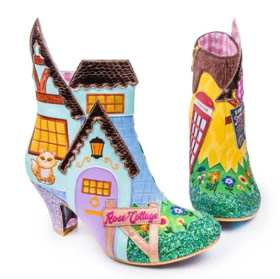 Irregular Choice Fun and Games Village Fete