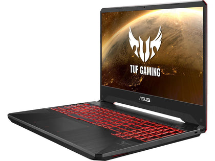 "ASUS TUF Gaming Laptop - 15.6"" Full HD - AMD Ryzen 5 3550H - RX 560X - 8 GB DDR4 - 256 GB PCIe SSD - Gigabit WiFi - FX505DY-ES51"