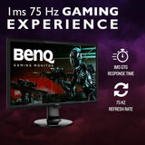BenQ GL2460HM 24 Inch 1080p Gaming Monitor