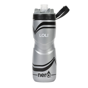 NERO Loli Black Water Bottle 25 oz Solid