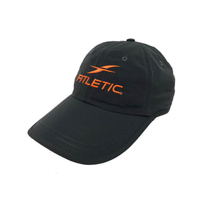 Fitletic Black and Orange Hat