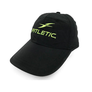 Fitletic Black and Green Hat