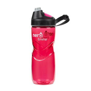 NERO Emma Pink Water Bottle 21 oz