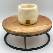 Load image into Gallery viewer, Small Felted Pot