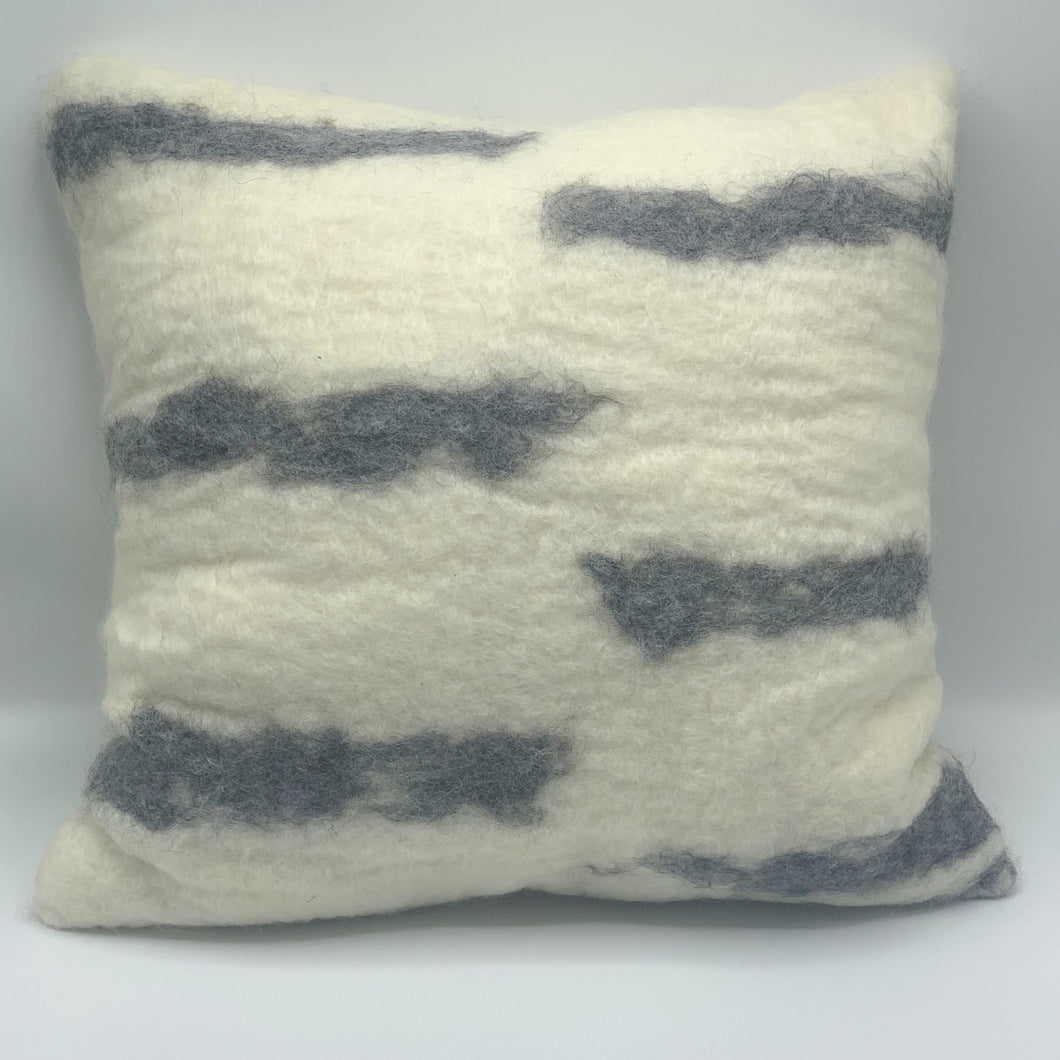 Kumo - Felted Pillow