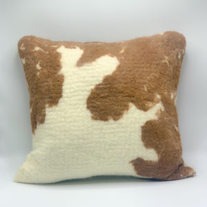 Loma - Felted Pillow