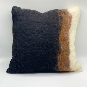Alba - Felted Pillow