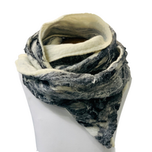 Load image into Gallery viewer, Felt Wrap - Granite Swirl