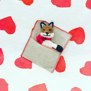Pocket Paca Pal - Fox