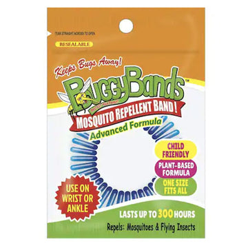 BuggyBeds Mosquito and Bug Repellent Bracelet Insect Repellent