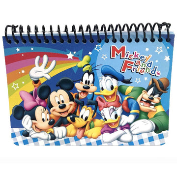 Disney Mickey Mouse and Friends Autograph Book