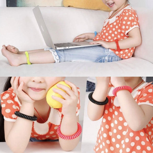 BuggyBeds Mosquito Repellent Bracelet Insect Repellent - Water Butlers