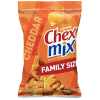 Chex Mix Savory Cheddar Snack Mix, 15 oz - Water Butlers