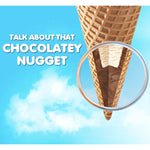 Nestle We Love Chocolate Cookie Dipped Drumstick - 8 Ct - Water Butlers