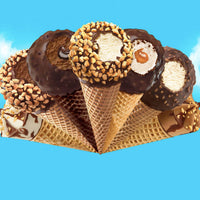 Nestle Drumstick Variety Ice Cream Cones - 8 Ct - Water Butlers