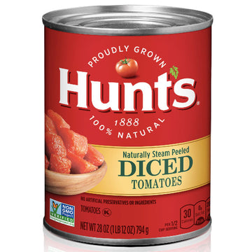 Hunt's Diced Tomatoes 28 oz