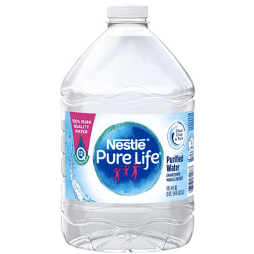 Nestle Pure Life Purified Water, 3 L