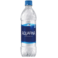 Aquafina Purified Water, 16.9oz bottles, 32 Ct - Water Butlers