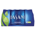 Dasani Purified Water, 16.9oz bottles, 24 Ct