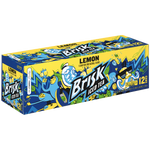 Brisk Lemon Iced Tea Cans, 12 Count - Water Butlers