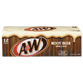 A&W Root Beer, 12 Pack