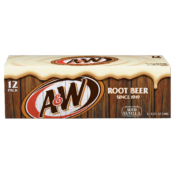 A&W Root Beer, 12 Pack - Water Butlers