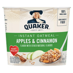 Quaker Apple Cinnamon Oatmeal 1.69 oz - Water Butlers