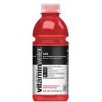 Vitaminwater Bottle, XXX Acai-Blueberry-Pomegranate, 20oz. - Water Butlers