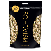 Wonderful Pistachios Lightly Salted, 16 oz - Water Butlers