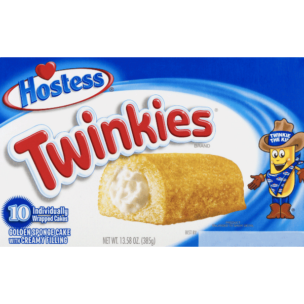 Hostess Twinkies 13.58oz, 10 Ct - Water Butlers