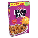 Kellogg's Cereal, Family Size 24 oz - Water Butlers