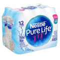 Nestle Pure Life Purified Water, 16.9oz bottles, 12 Ct