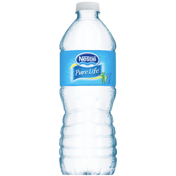 Nestle Pure Life Purified Water, 16.9oz bottles, 12 Ct - Water Butlers