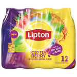 Lipton Berry Iced Tea, 12 Count - Water Butlers