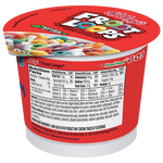 Kelloggs Froot Loops Cereal Cup 1.5 oz - Water Butlers
